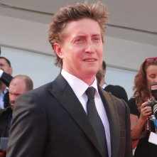 Venezia 2014: David Gordon Green sul red carpet per Manglehorn
