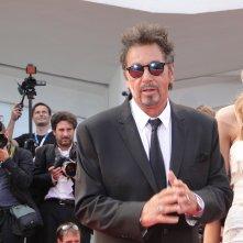 Al Pacino per Manglehorn sul tappeto rosso di Venezia 2014