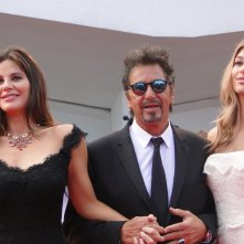 Al Pacino sfila sul red carpet di Venezia 2014 per Manglehorn