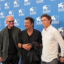 Al Pacino a Venezia 2014 con Barry Levinson e David Gordon Green per Manglehorn e The Humbling