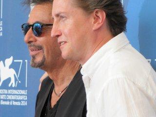Manglehorn a Venezia 2014 - David Gordon Green con Pacino