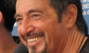 Al Pacino si fa in due a Venezia 2014 - ecco le foto!