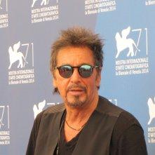 Al Pacino a Venezia 2014 con due film: Manglehorn e The Humbling