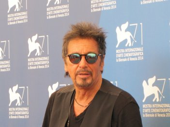 Al Pacino a Venezia 2014 con due film: Manglehorn e The Humbling