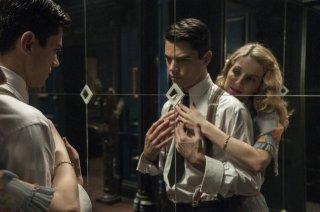 Fleming - Essere James Bond: una scena con Domic Cooper