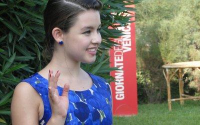 Before I Disappear: Fatima Ptacek, la giovane star a Venezia 2014