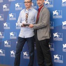 Boxtrolls: i registi Graham Annable e Anthony Stacchi posano a Venezia 2014