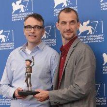Boxtrolls: i registi Graham Annable e Anthony Stacchi a Venezia 2014