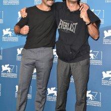 Venezia 71: Fatih Akin e Tahar Rahim, regista e protagonista di The Cut