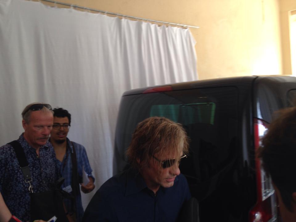 Viggo Mortensen a Venezia 2014