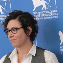 Olive Kitteridge: Lisa Cholodenko posa al photocall di Venezia 2014