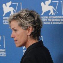 Olive Kitteridge: Frances McDormand al photocall di Venezia 2014