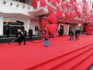 Venezia 2014, red carpet bagnato red carpet fortunato?