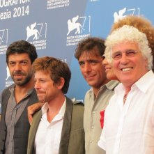 Senza nessuna pietà a Venezia 2014 - il cast del film