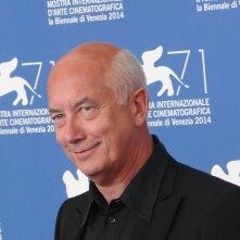 Davide Ferrario al photocall de La zuppa del demonio a Venezia 2014