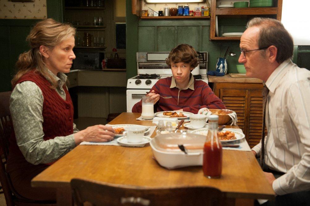Olive Kitteridge: Frances McDormand e Richard Jenkins
