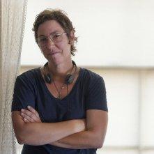Olive Kitteridge: Lisa Cholodenko sul set della mini serie