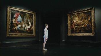 Un'immagine tratta da National Gallery di Frederick Wiseman