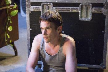 Ethan Hawke in una scena di Cymbeline
