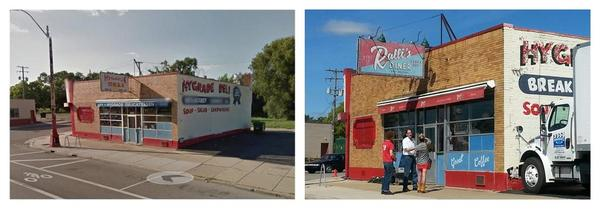 Batman v Superman: Ralli's Diner