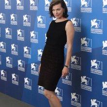 Venezia 2014: Milla Jovovich al photocall di Cymbeline