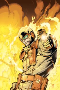 The Flash: Heatwave