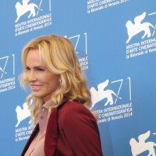 L'urlo e il furore a Venezia 2014 -  Janet Jones alla Mostra del Cinema