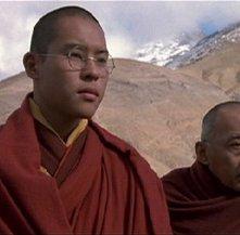 Una scena di Kundun