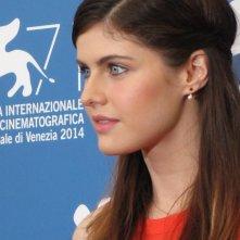 Burying the Ex:  Alexandra Daddario presenta il film a Venezia nel 2014