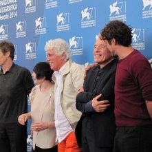 'Pasolini' a Venezia 2014 - il cast del film alla 71esima Mostra