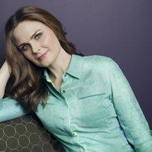 Bones: Emily Deschanel in un'immagine promozionale della decima stagione