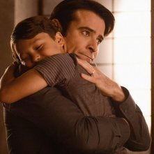 Extant: Goran Visnjic e Pierce Gagnon nell'episodio A Pack of Cards