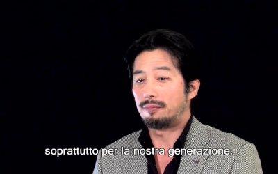 Intervista a Hiroyuki Sanada - Le due vie del destino - The Railway Man