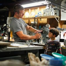 Extant: Pierce Gagnon nell'episodio Care and Feeding