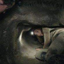 Necropolis - La città dei morti: la protagonista Perdita Weeks in una scena