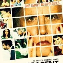 Transparent: una locandina per la serie televisiva