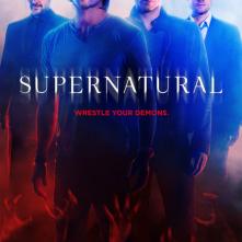 Supernatural: la locandina per la decima stagione
