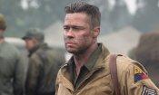 Fury: il nuovo trailer con Brad Pitt