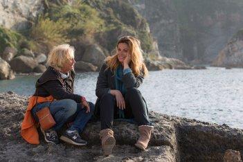 Un'altra vita: Cinzia Th. Torrini e Vanessa Incontrada sul set della fiction
