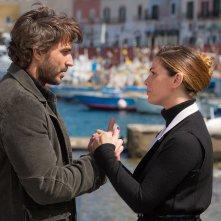 Un'altra vita: Daniele Liotti e Vanessa Incontrada della fiction