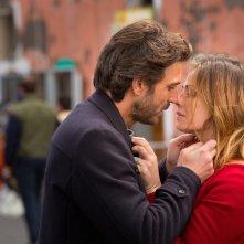 Un'altra vita: Daniele Liotti e Vanessa Incontrada in una scena della fiction