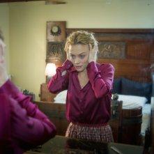 Un'altra vita: Francesca Cavallin in una scena della fiction