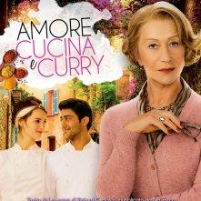 Locandina di Amore. Cucina e Curry