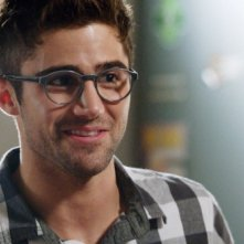 Under the Dome: Max Ehrich in un momento dell'episodio The Fall