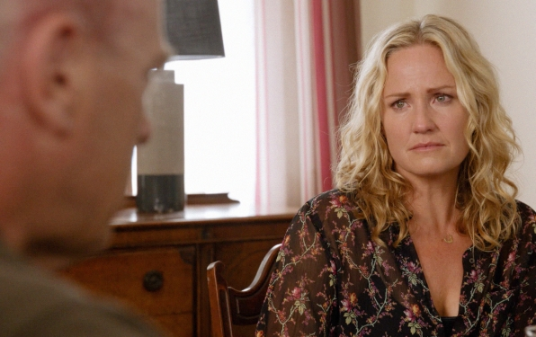 Under the Dome: Sherry Stringfield nell'episodio The Fall