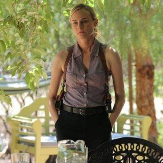 The Bridge: un'immagine di Diane Kruger nell'episodio Goliath