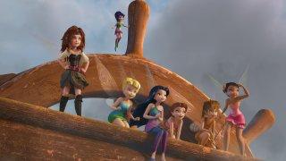 Trilli e la nave pirata: un'immagine del film