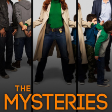 Locandina di The Mysteries of Laura