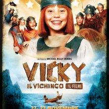 Locandina di Vicky il Vichingo