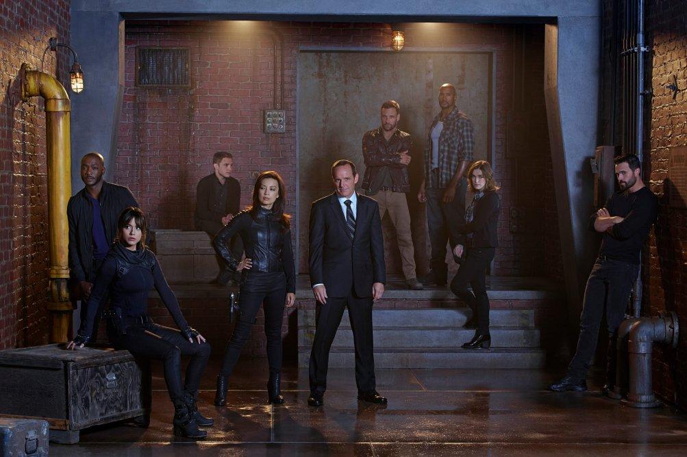 Agents of S.H.I.E.L.D.: un wallpaper per la seconda stagione